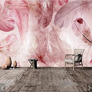 Fotomural Papel Pintado Adesivo Murale3D Abstract Feather Hd Print Wallpaper Murals For Living Room Sofa Background Wall Decor Custom Any Size Papel Pintado Rollo@150 * 105Cm