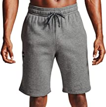 Under Armour Heren Rival Fleece Shorts Short