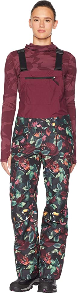 Fig/TNF Black Toucan Print