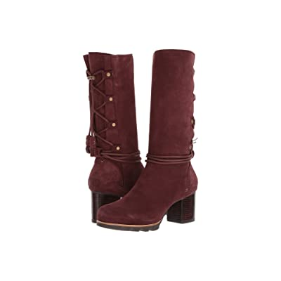 SOREL Farah Mid (Redwood/Cordovan) Women