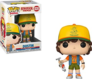 Funko Pop! Television: Stranger Things Dustin (with Roast Beef Shirt) Exclusive #828