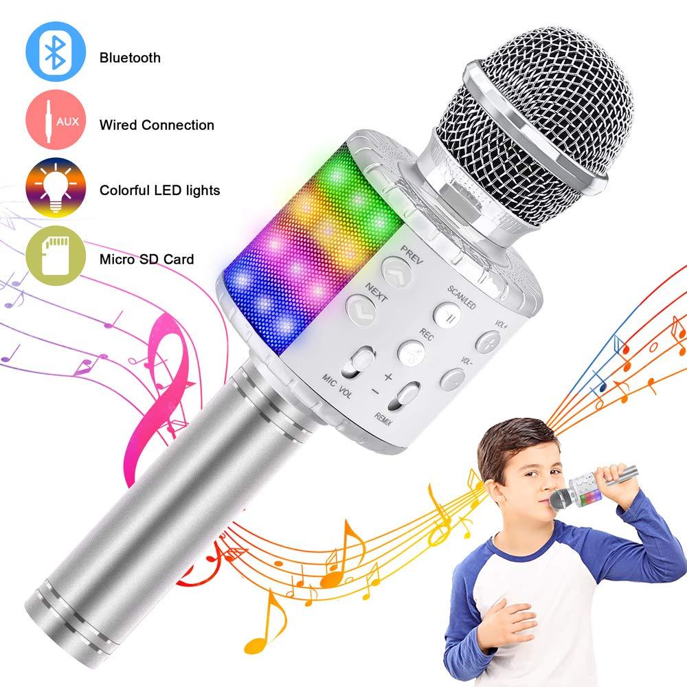 Verkstar Wireless Bluetooth Microphone Christmas