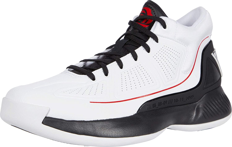 adidas Men's D Rose 10 Basketball Shoe