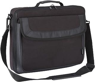 Targus TAR300 15.6 Inch Classic Clamshell Laptop Bag, Black