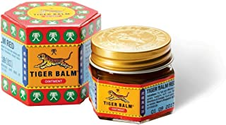 Tiger Balm (Red) Super Strength Pain Relief Cream 21 ML
