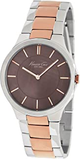 Kenneth Cole Women's Quartz Watch, Analog Display and Stainless Steel Strap KC4829
