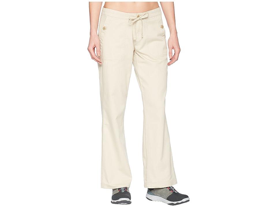 The North Face Sandy Shores Wide Leg Pants (Peyote Beige) Women