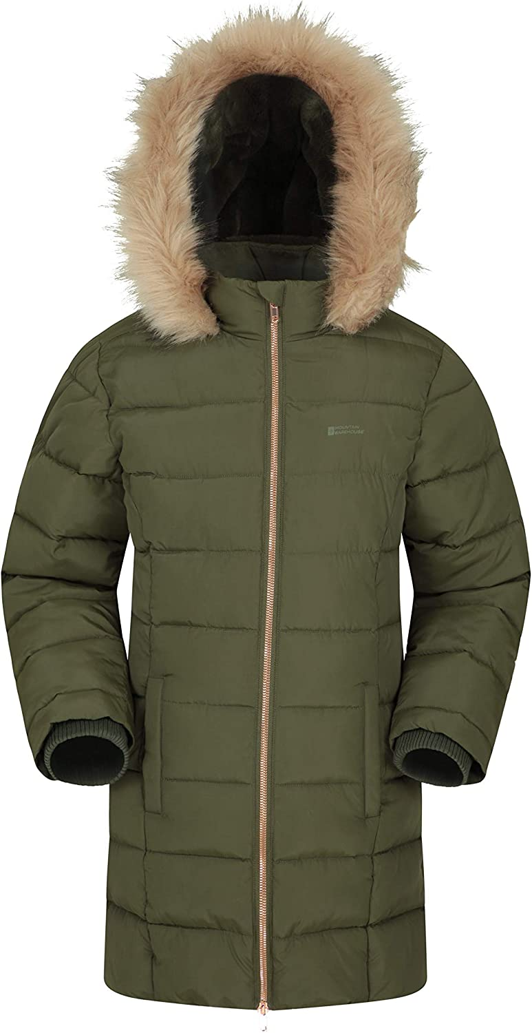 Mountain Warehouse Galaxy Special price for a limited time Kids Special sale item Parka -Boys Padded Jacket Girls