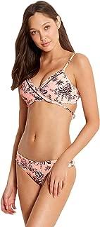 Women's Love Bird Underwire Wrap Bikini Top