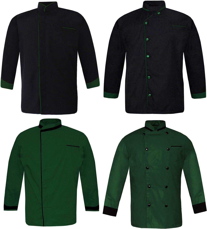 超目玉 YARATACT Shaped Men's 超特価 Chef Jacket Pack Co 4 Colour Multi of