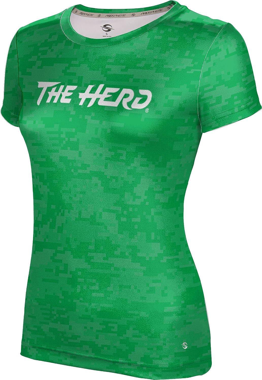 ProSphere Marshall University Girls' Performance T-Shirt (Digi Camo)