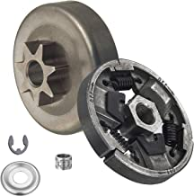EFGTEK .325 7-Teeth Clutch Cover Spur Sprocket Drum Kit for Stihl MS261 MS261C MS271 MS271C MS291 MS291C Chainsaw Replace ...