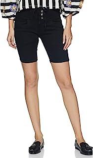 SLVETE Women Regular Shorts