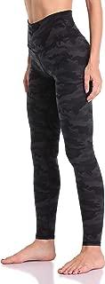 black camo lululemon pants