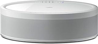 Yamaha MusicCast 50 multi-room audio powered speaker (white)