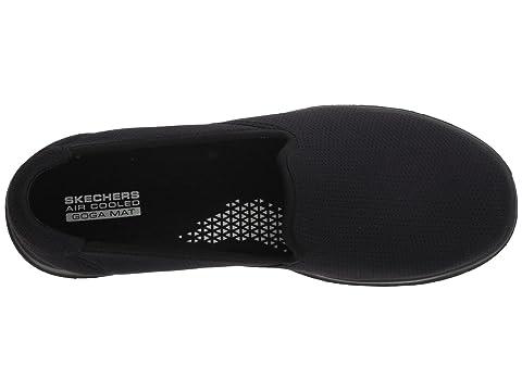 Blackburgundygreynavy Rendimiento Celeste De Paseo Skechers Van Lite PgwfS