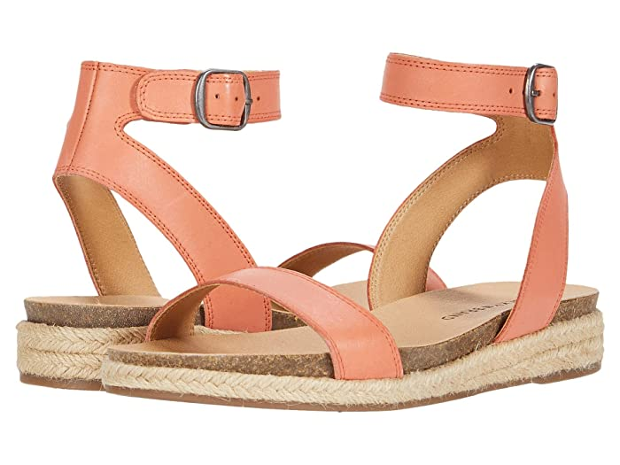 Lucky Brand  Garston (Coral) Womens Shoes
