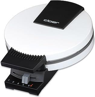 Cloer 271 hörnautomat för smalt och vassa hörnar/800 W/bakyta 15 cm diameter/steglöst vald strålningsgrad/vit