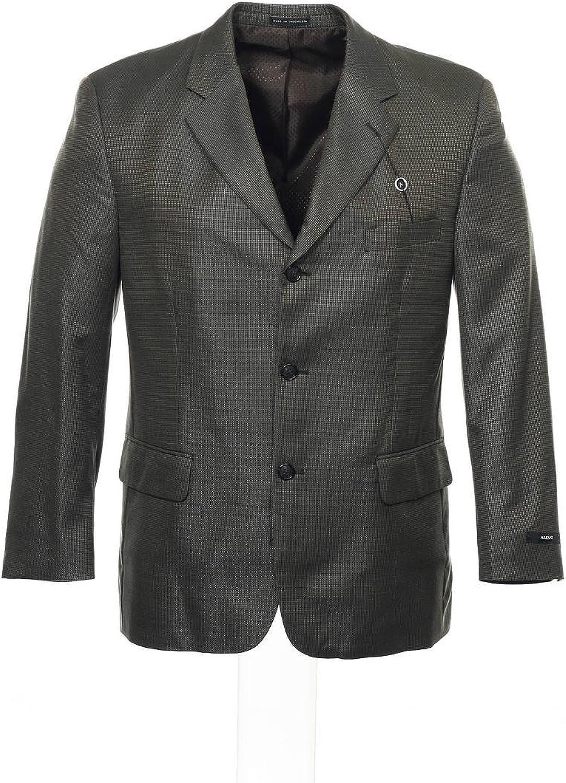 Alfani Men's Brown 3 Button Sport Coat