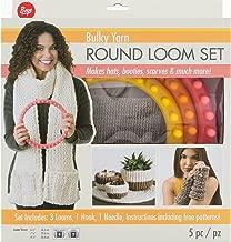 Boye 3702202001 Circular Bulky Loom Set