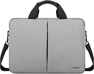 "MoKo 14 Inch Laptop Shoulder Bag Compatible with 15"" MacBook Pro, 15"" Microsoft Surface Book, 14"" Lenovo Flex 4, 14"" HP Ch..."