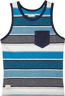 OFFCORSS Toddler Boy Cool Tank Tops Muscle Shirt Camisetas para Niños