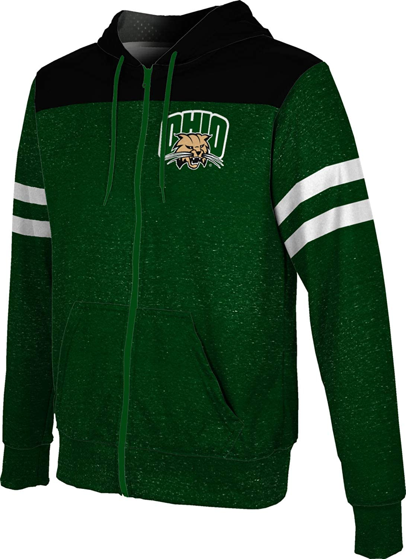ProSphere Ohio University Max 47% OFF Boys' Zipper School Spirit Swe 100% quality warranty! Hoodie