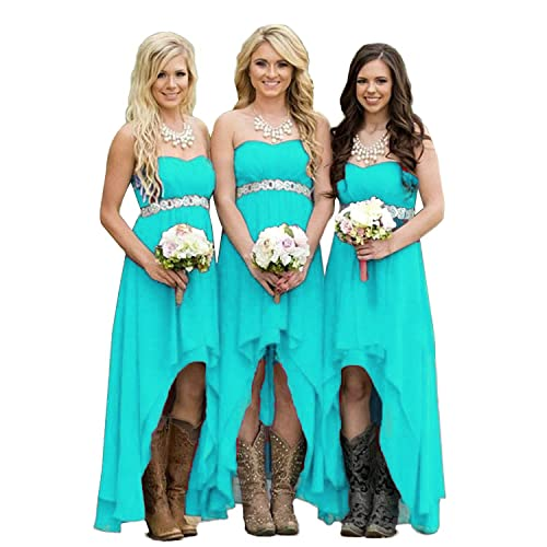 Tiffany Blue Bridesmaid Dresses Amazon Com
