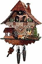 Cuckoo Clock Quartz-movement Chalet-Style 32cm by Engstler