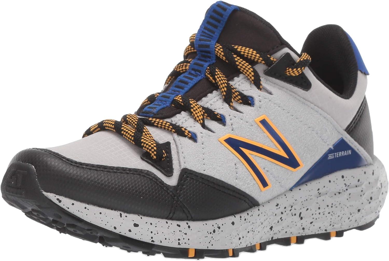 正規品 New Balance デポー Unisex-Child Fresh Foam Crag Shoe V1 Running