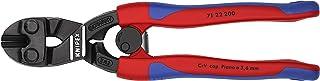KNIPEX Tools 71 22 200 SBA Angled CoBolt Pliers Comfort Gripl 10-Inch