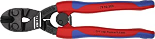 KNIPEX 7122200 Comfort Grip Angled High Leverage Cobolt Cut