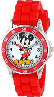 Disney Kids' MK1239 Time Teacher Mickey Mouse Watch with...
