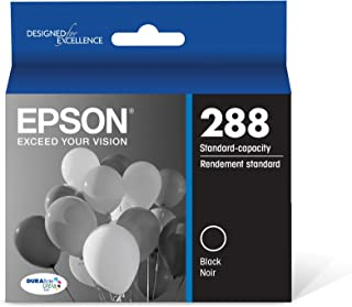 Epson T288120-S DURABrite Ultra Black Standard Capacity Cartridge Ink