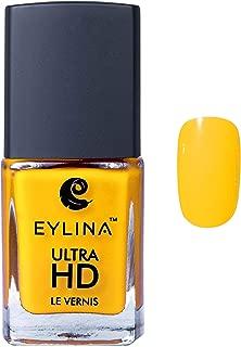 EYLINA Ultra Hd Nail Polish, Mustard Yellow, 9ml