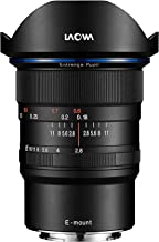 laowa 12 mm f/2.8 Zero-d Sony FE Lens (Wide, MILC/SLR, 16/10, 22 – 2.8, Manual, Sony E)