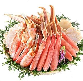 鮮度の鬼 生 ずわいがに 超特大 5L 1kg 2~3人分 かに ズワイガニ カニ 蟹 ポーション カニ刺し かに鍋 かにしゃぶ 刺身
