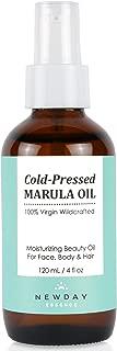 marula oil candle