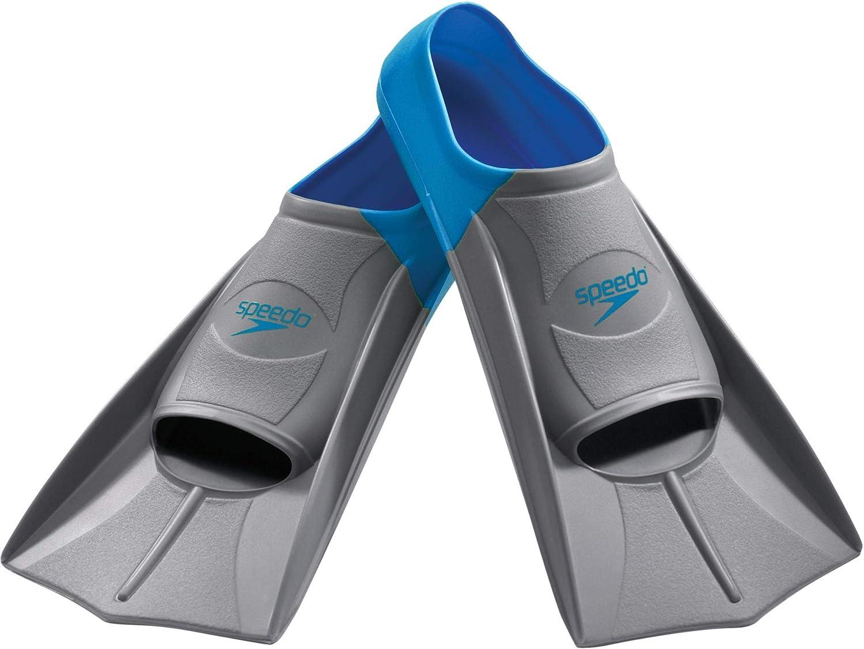 Speedo Unisex Swim Weekly update Training Rubber Short New arrival Fins Blade