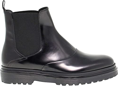 Barracuda Homme BARRA3160 Noir Noir Noir Cuir Bottines 895