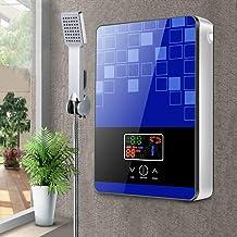 Jasemy warmwater bad direct doorstroomboiler douche set digitale tankless digitale elektrische tank boiler warm water kit ...