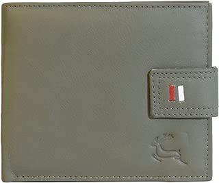 Leaderachi Leather Men's Wallet [Ronda-Green]