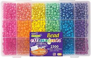 Beadery Various Extravaganza Box Kit 19.75 oz Brights
