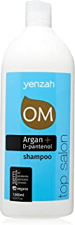 Shampoo OM Top Salon, Yenzah, Branco