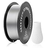 Deals on Geeetech PETG Filament 1.75mm 1 KG Printing Fit 3D Printer