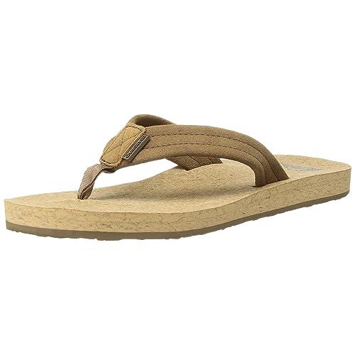 c905a2d81c7982 Quiksilver Men s Carver Cork Sandal