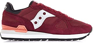 Saucony Luxury Fashion Womens 1108718 Burgundy Sneakers | Fall Winter 19