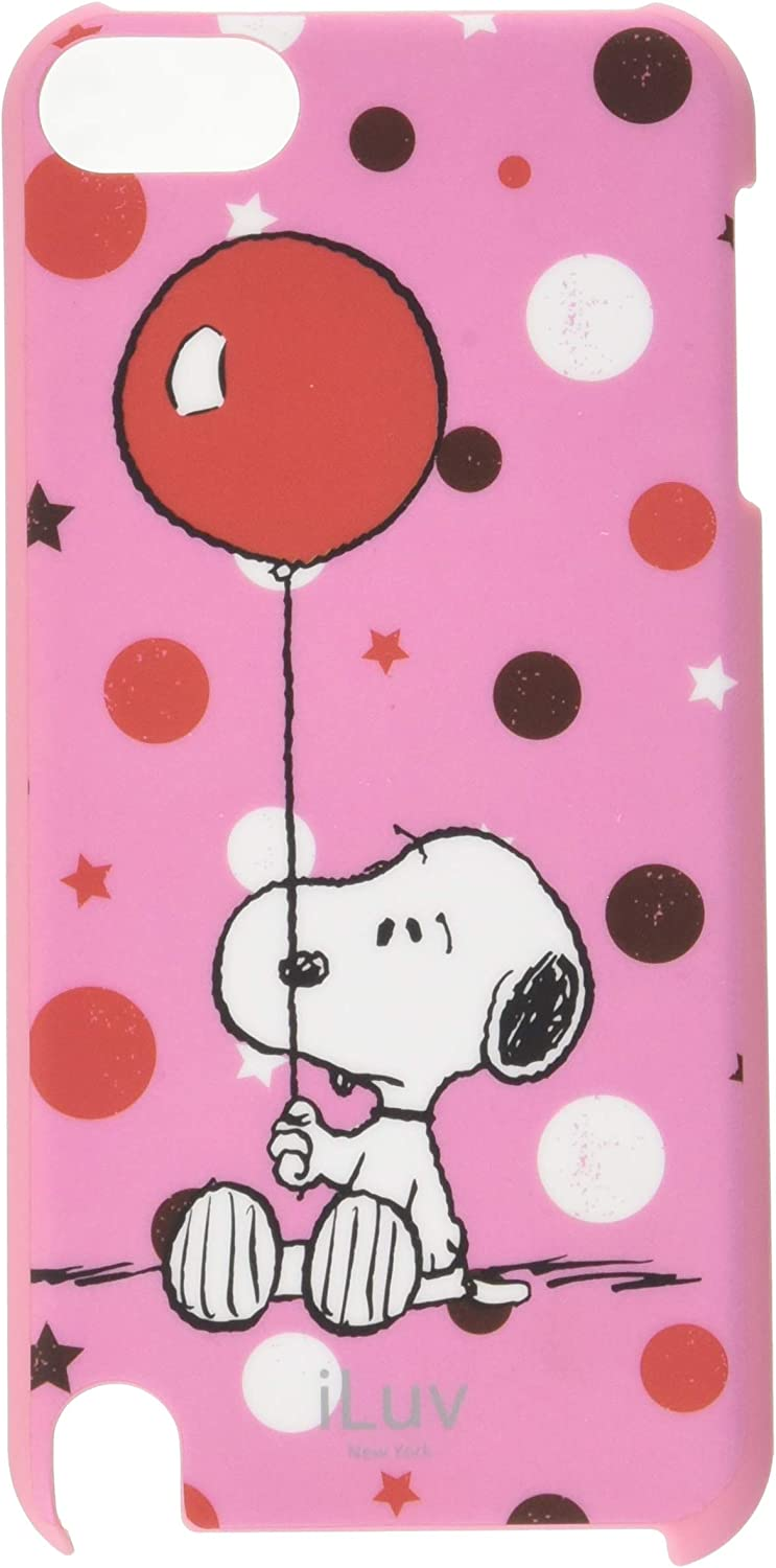 iLuv Snoopy Character Series Hardshell Pink iPod Case for Max 48% OFF San Jose Mall touch