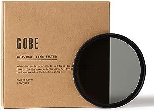 Gobe 40 5mm ND64 Stop  Lens Filter  2Peak