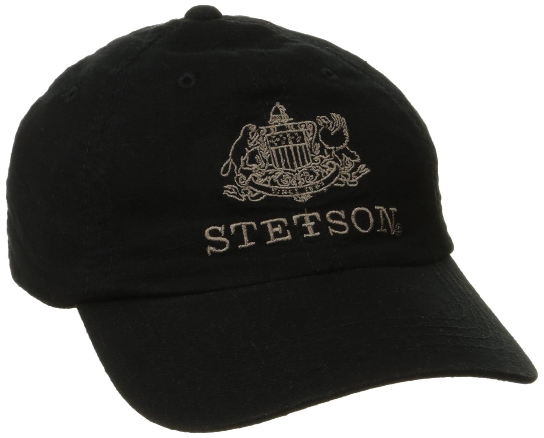 Stetson Men's Linen Unstructured Cap